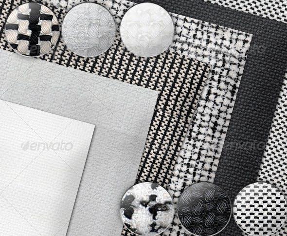 Textil Set 1 - 3DOcean Item for Sale