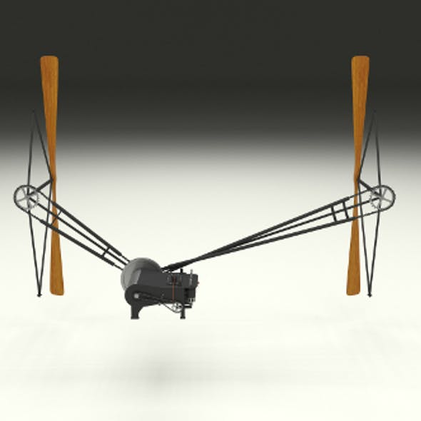 Wright Flyer Propulsion