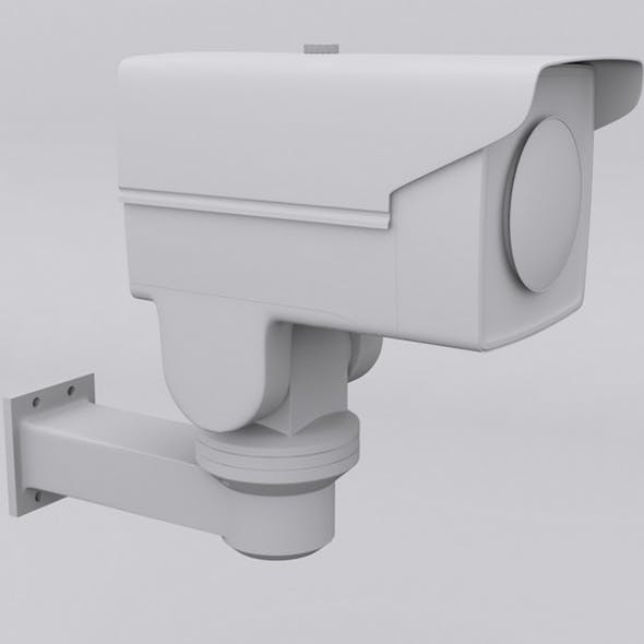 Bullet PTZ IP surveillance Camera