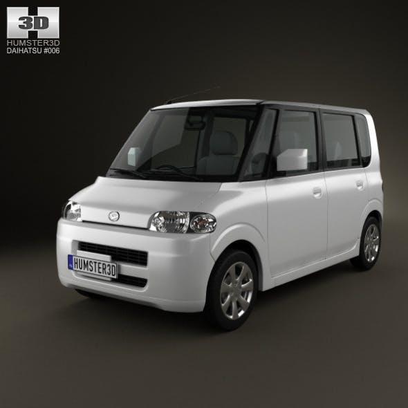 Daihatsu Tanto 2003