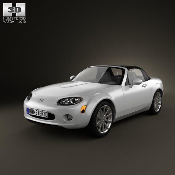 Mazda MX-5 (Miata) 2009 - 3DOcean Item for Sale