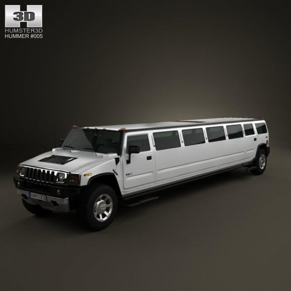 Hummer H2 Limousine 2010