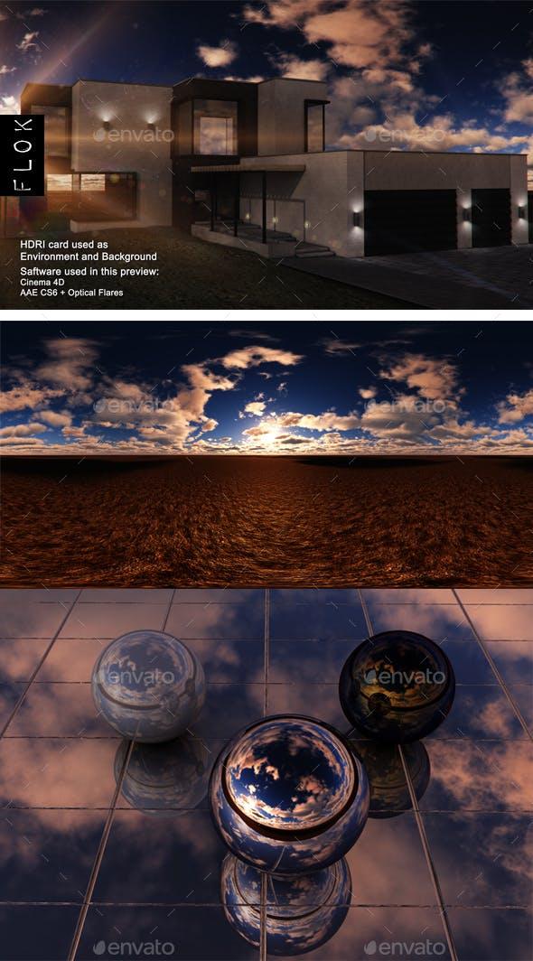 Sunset Desert 49 - 3DOcean Item for Sale