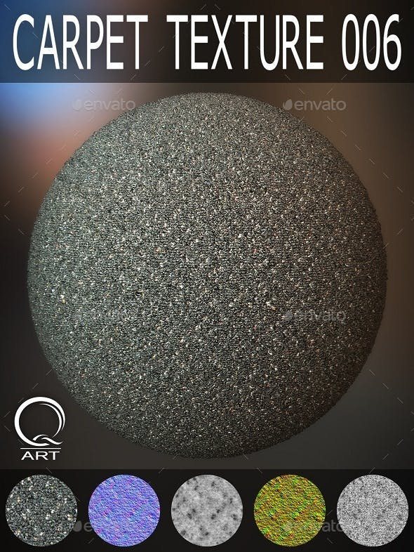 Carpet Textures 006 - 3DOcean Item for Sale