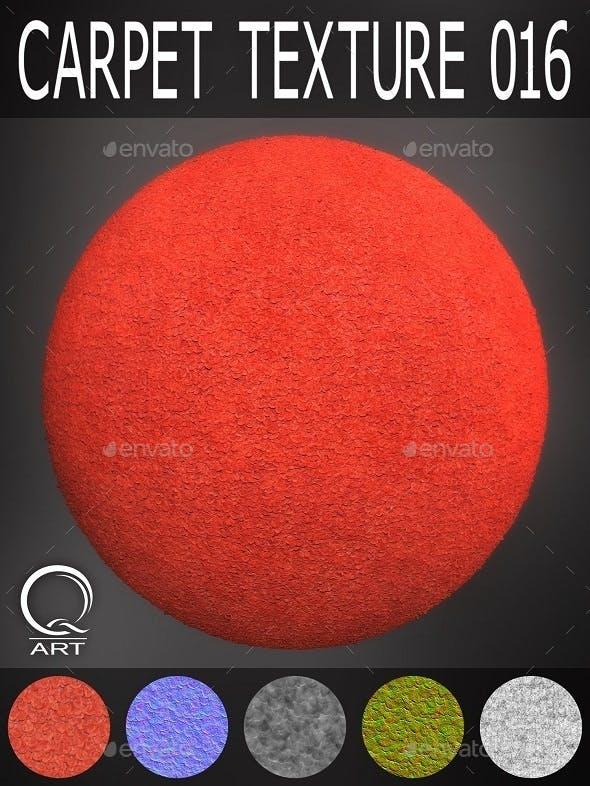 Carpet Textures 016 - 3DOcean Item for Sale