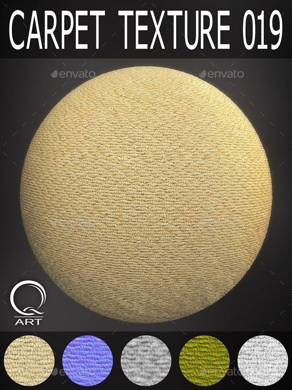 Carpet Textures 019 - 3DOcean Item for Sale