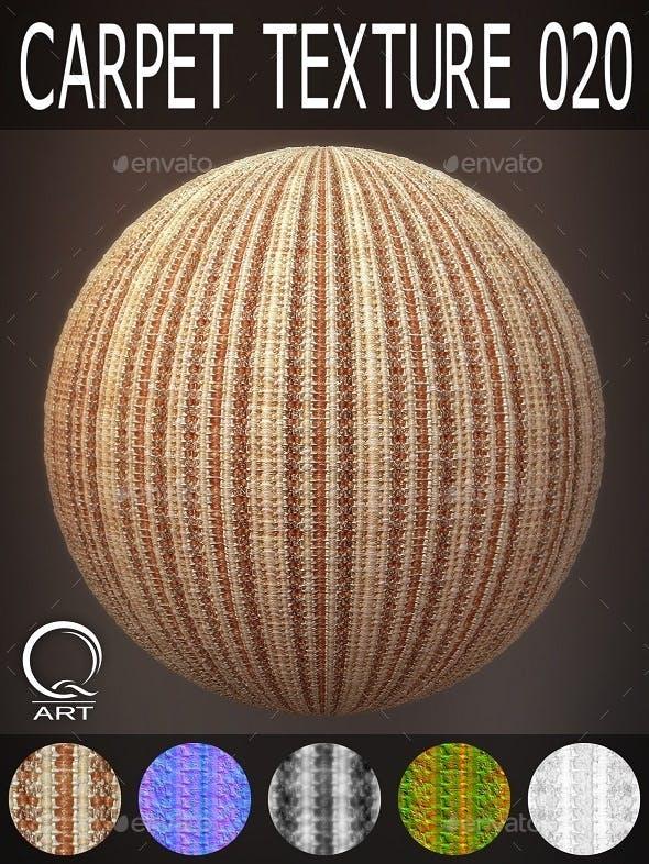 Carpet Textures 020 - 3DOcean Item for Sale
