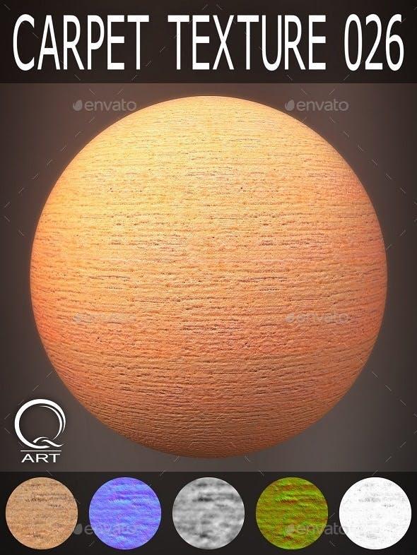 Carpet Textures 026 - 3DOcean Item for Sale
