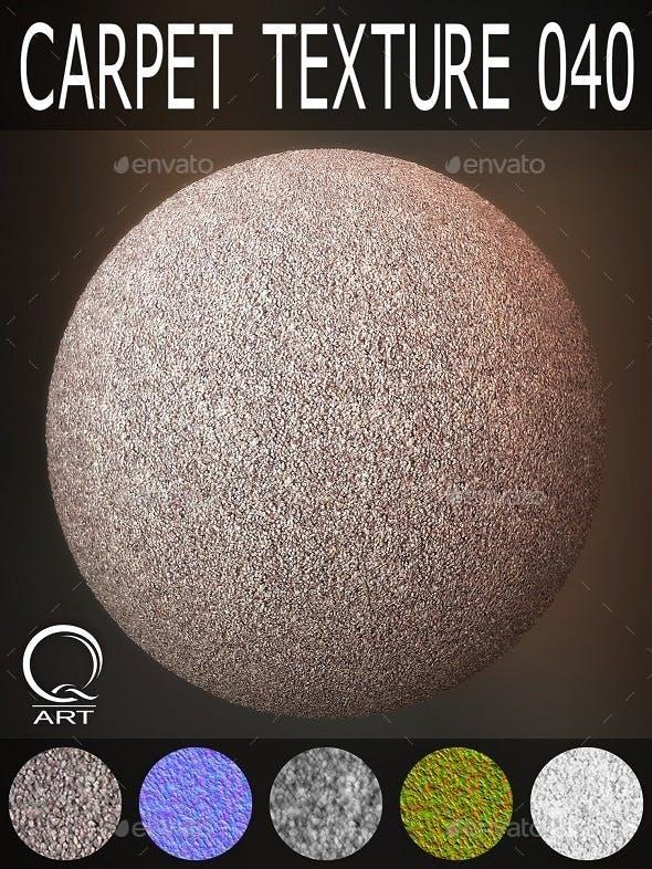 Carpet Textures 040 - 3DOcean Item for Sale