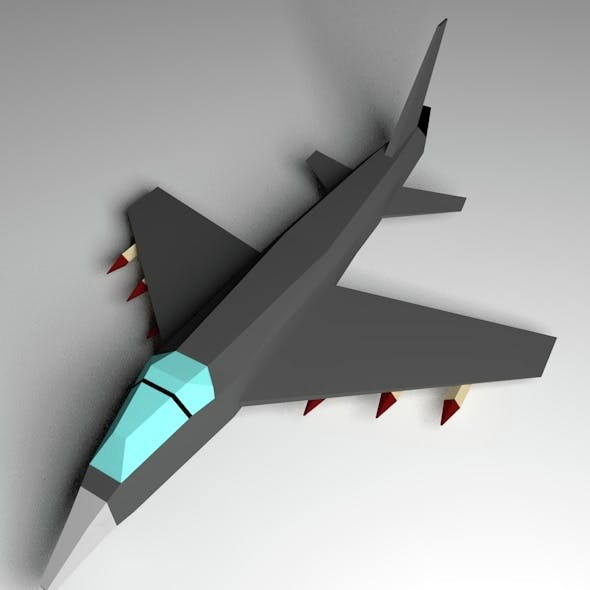 Lowpoly Aircraft