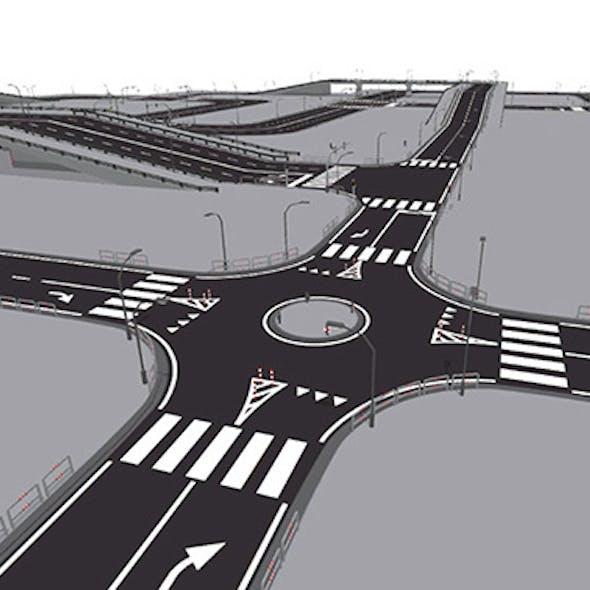 Modular Roads