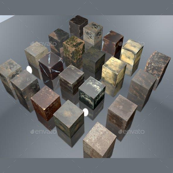 4K size metal texture mega pack