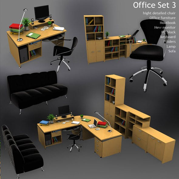 Office Set 3