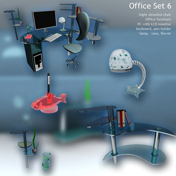 Office Set 6