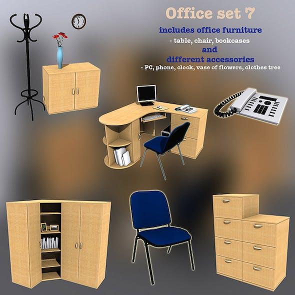 Office set 7