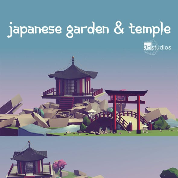 Japanese Garden & Temple
