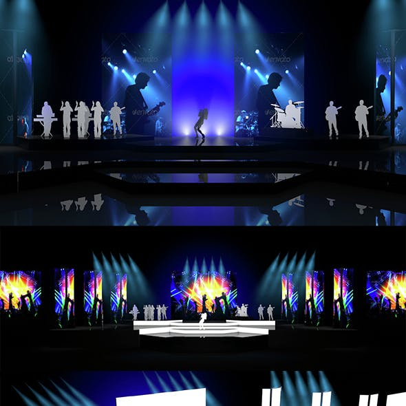 Stage Design vol. 3
