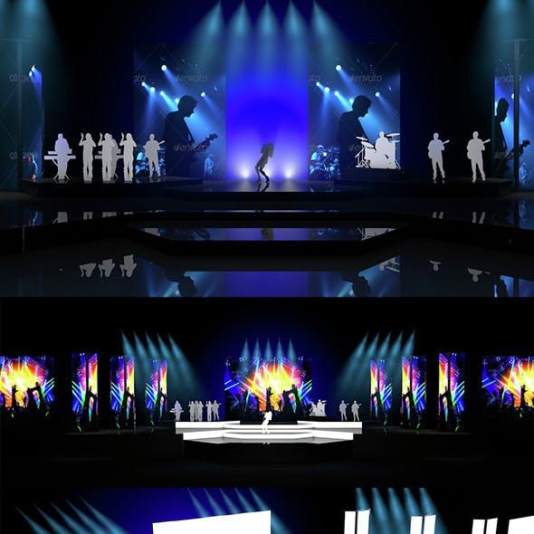 Stage Design vol. 3