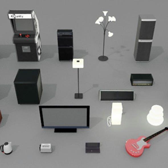 Gadget and Electronics Pack