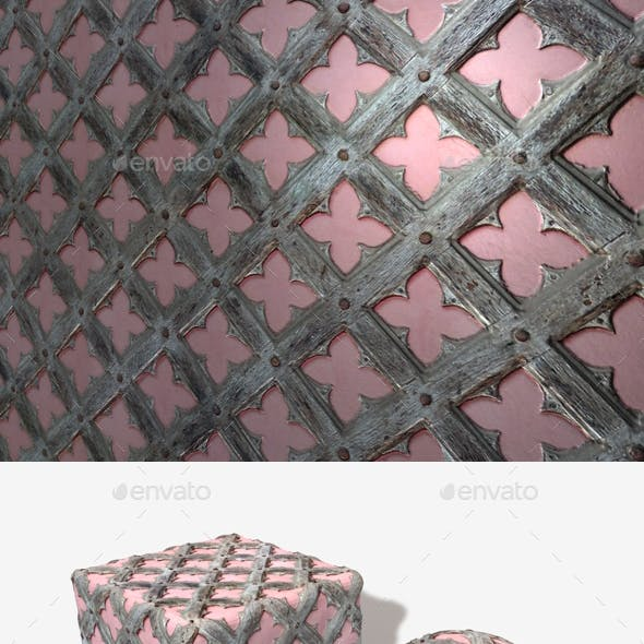 Medieval Decoration Seamless Texture