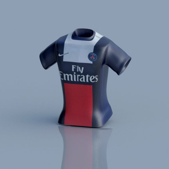 Soccer Shirt - 3DOcean Item for Sale