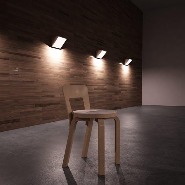 Alto 65 Chair 3D Model