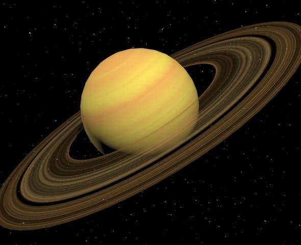 Planet Saturn - 3DOcean Item for Sale