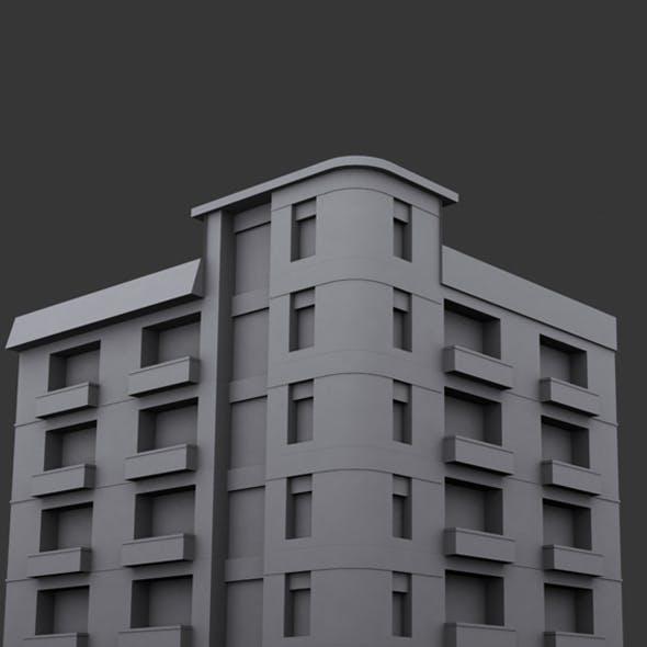 Building Model 1