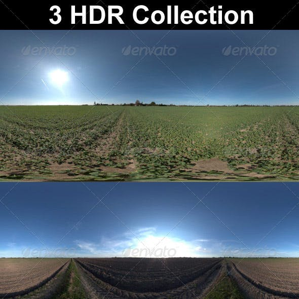 Acre HDRI Pack
