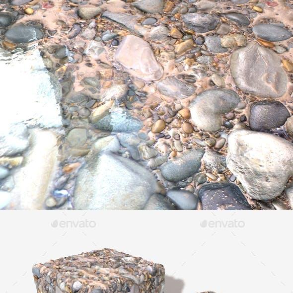 Rockpool Seamless Texture