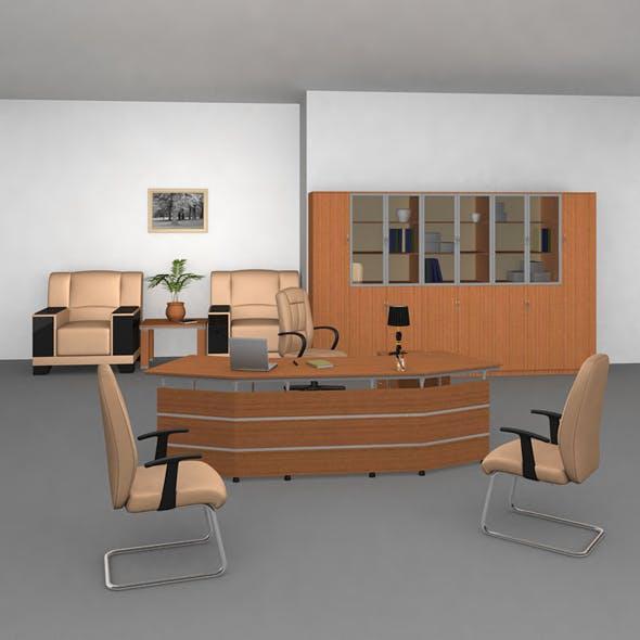 Office Set 22 - 3DOcean Item for Sale