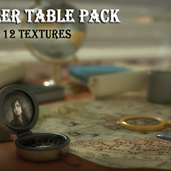 Traveler Table Pack