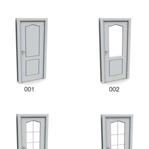 125 Door &  locker & window