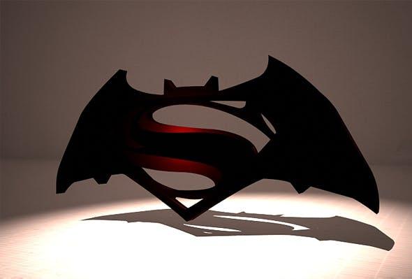 Batman vs Superman - 3DOcean Item for Sale