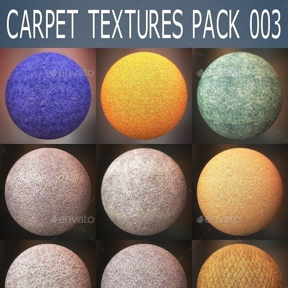 Carpet Textures Pack 003
