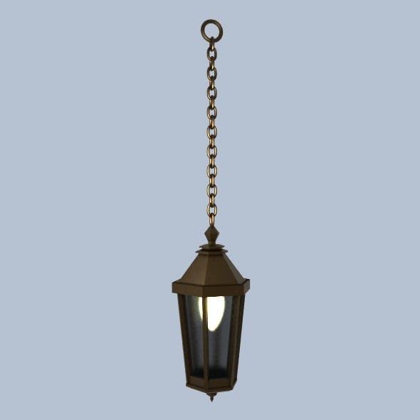 Street-lamp