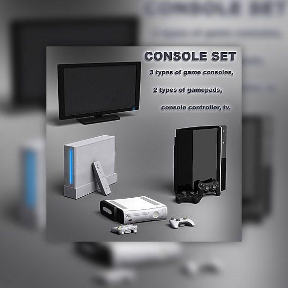 Console set