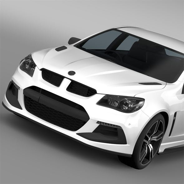 HSV Clubsport R8 Gen F2 2016 - 3DOcean Item for Sale