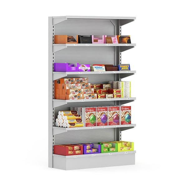 Market Shelf – Cookies and Chocolates