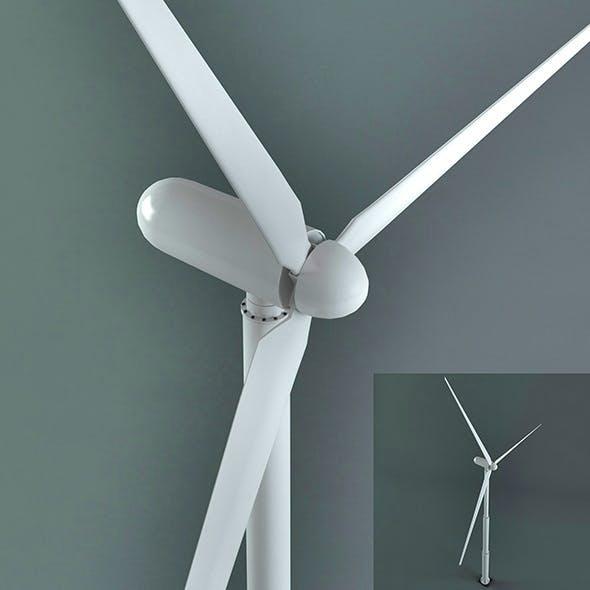 Wind power generator - 3DOcean Item for Sale
