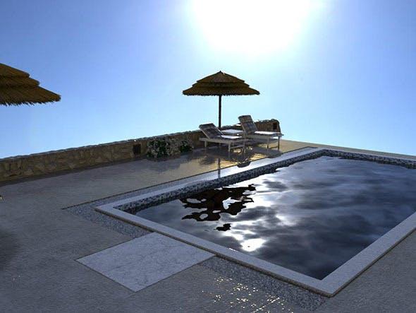 Swimming Pool  - 3DOcean Item for Sale