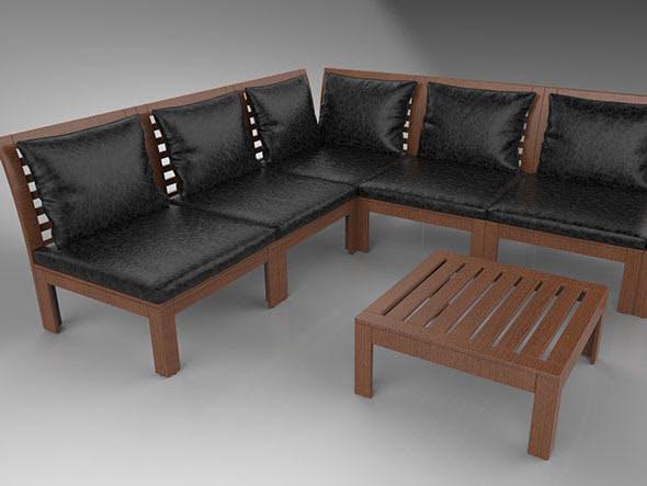 Room - Sofa - 3DOcean Item for Sale