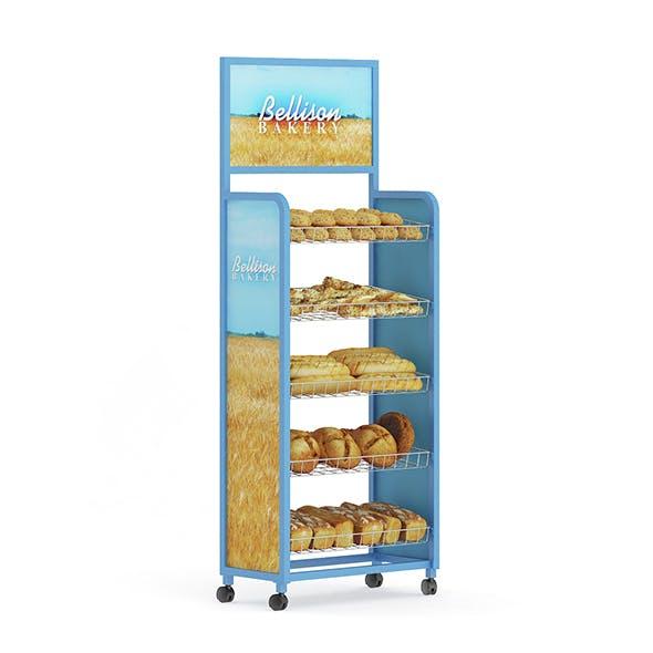 Market Shelf – Breads