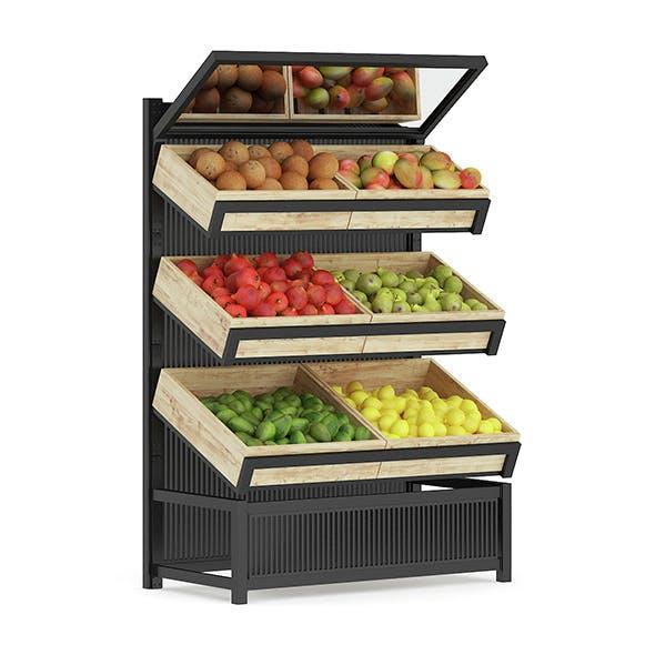 Market Shelf – Fruits