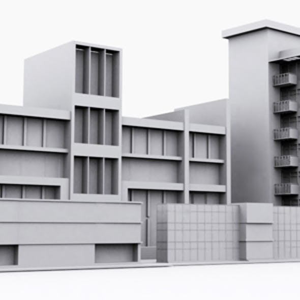 Building Set Model