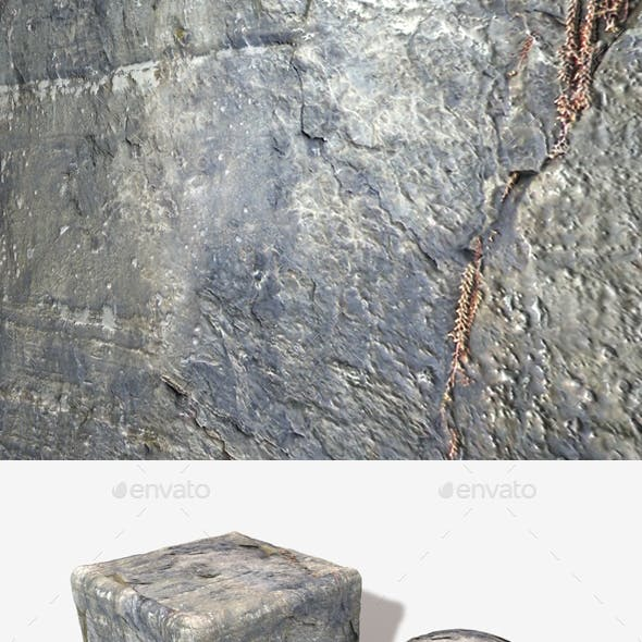 Cliff Crack Seamless Texture