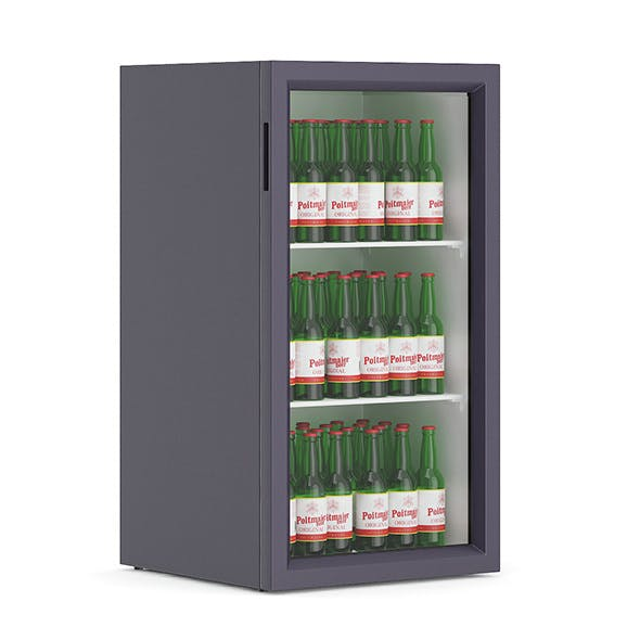 Market Refrigerator – Beer