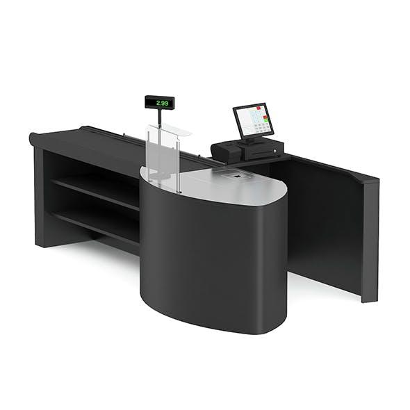 Cashier Desk