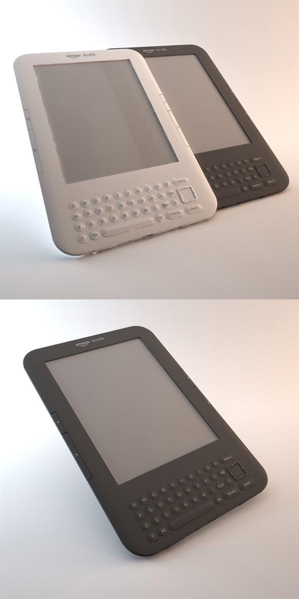 Kindle Keyboard 3G - 3DOcean Item for Sale