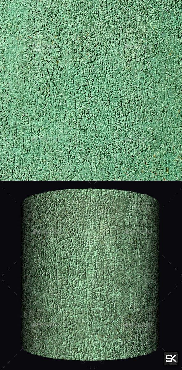 Paint On Metal - 3DOcean Item for Sale